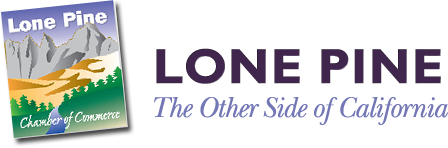 Lone Pine Chamber of Commerce Retina Logo