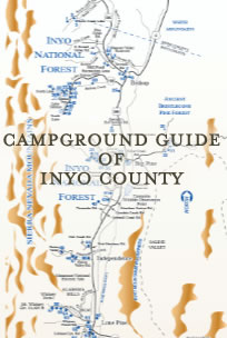 Inyo County Campground Map