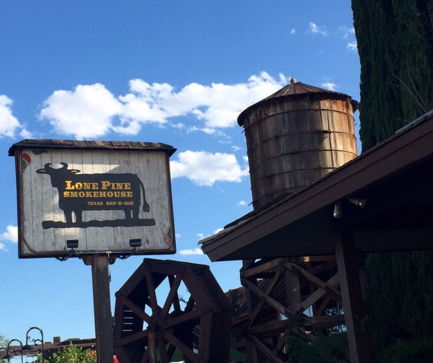 Lone Pine Smokehouse