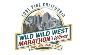 Wild West Marathon Race in Lone Pine