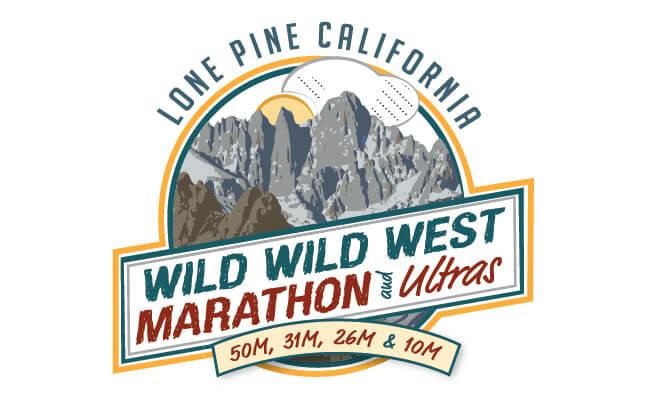 Wild West Marathon Race in Lone Pine