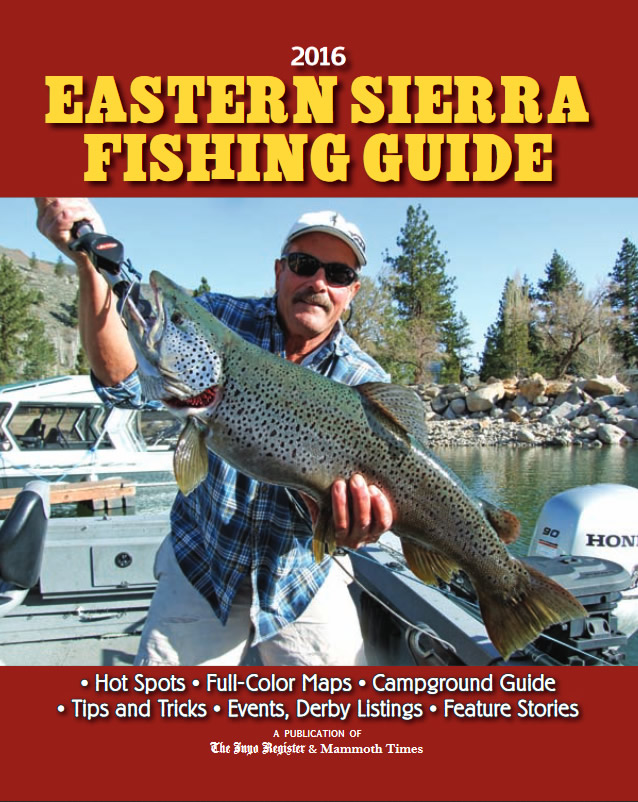 Lone Pine Fishing Guide