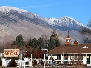 Lone Pine-independence-inn