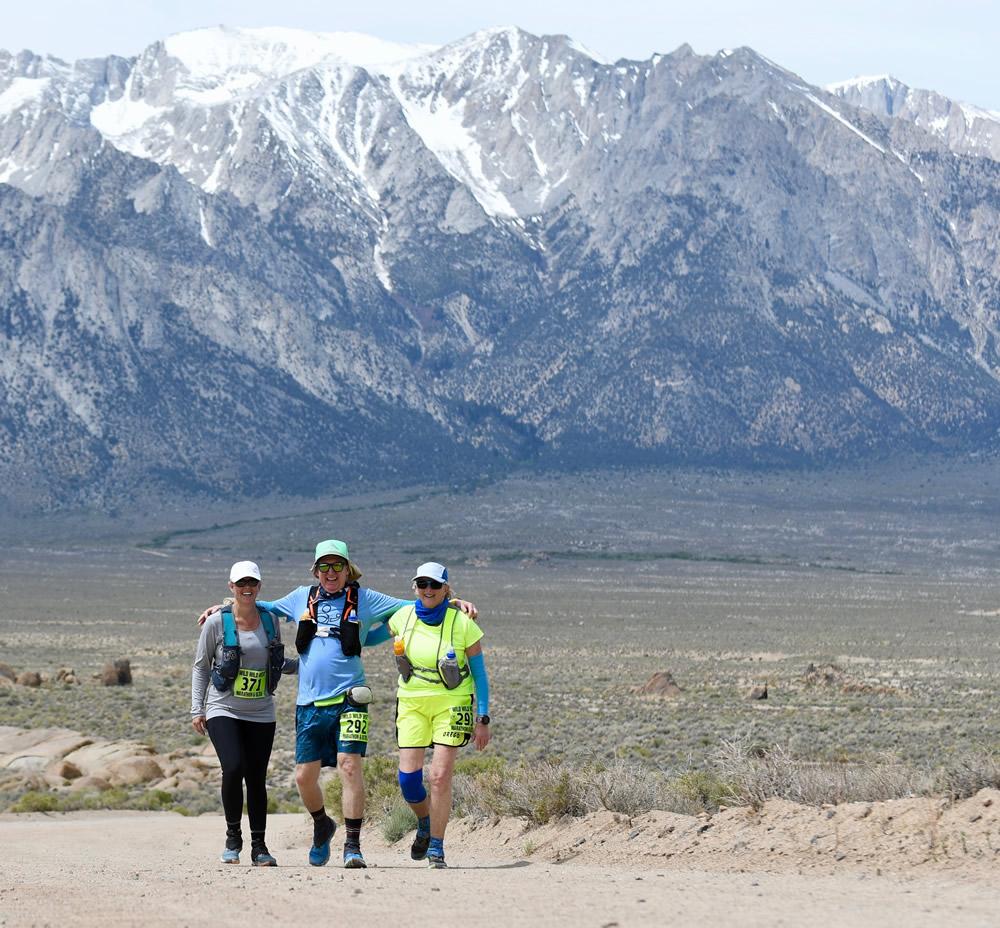 runners eastern sierra lone pine